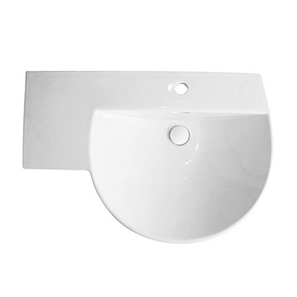 RAK - Reserva Winged Basin with LH Shelf - 1 TH - RESBAS1 Profile Large Image