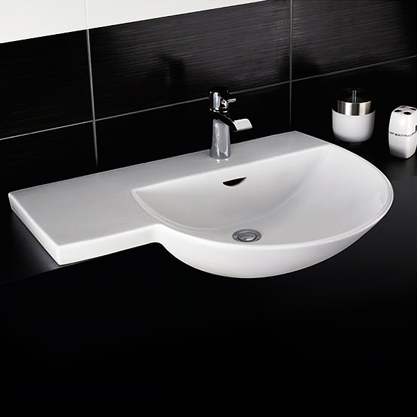 RAK - Reserva Winged Basin with LH Shelf - 1 TH - RESBAS1 Large Image
