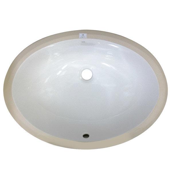 RAK - Rosa Under Counter Wash Basin Profile Large Image