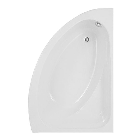 RAK Series 600 Bathroom Suite with Orlando Corner Bath - Right Hand Option Feature Large Image