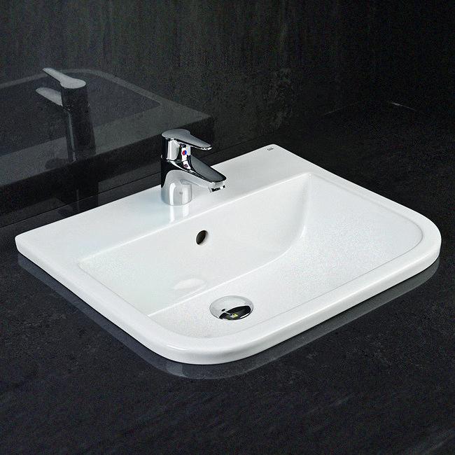 RAK - Series 600 Inset Counter Vanity Bowl Large Image