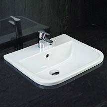 RAK - Series 600 Inset Counter Vanity Bowl Medium Image
