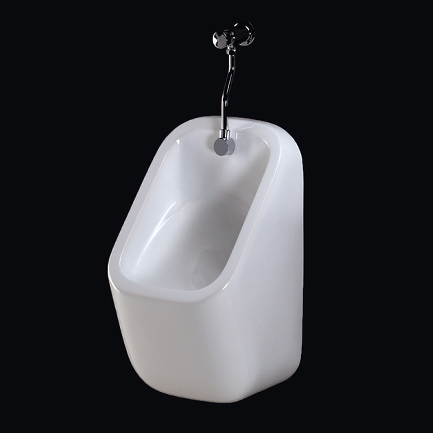 RAK - Series 600 Urinal with Brackets - S600URCT Large Image