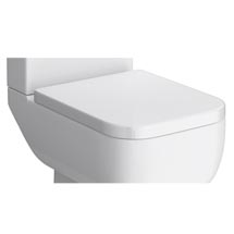 RAK Series 600 Wrap Over Urea Toilet Seat