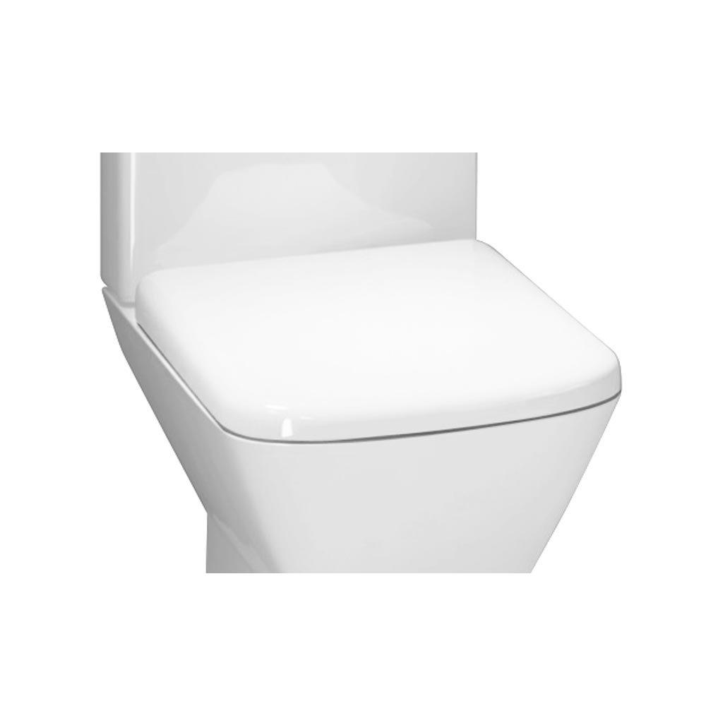 RAK Summit Soft Close Wrap Over Urea Toilet Seat profile large image view 1