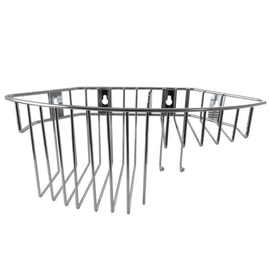 KLUDI RAK Wire Sponge Basket - Chrome - RAK21038 Large Image
