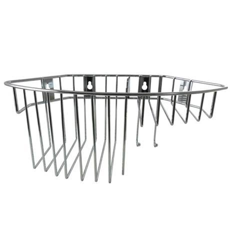 KLUDI RAK Wire Sponge Basket - Chrome - RAK21038