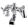 RAK Washington Art Deco Bath Filler - RAKWTN3004 profile small image view 1