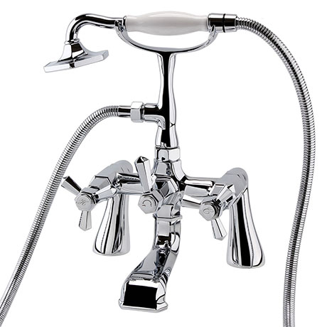 RAK Washington Bath Shower Mixer + Kit - RAKWTN3005