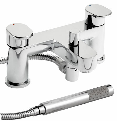 Ultra Ratio Bath Shower Mixer Tap + Shower Kit RAT304