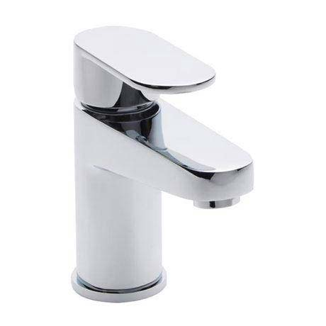 Ultra Ratio Mono Basin Mixer without waste - Chrome - RAT325