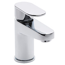 Ultra Ratio Mono Basin Mixer Inc. Waste - Chrome - RAT325 Medium Image