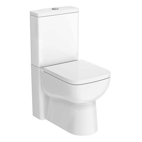 Premier Renoir Compact BTW Toilet + Soft Close Seat