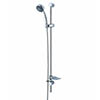 MX Combo Extended 6 Mode Adjustable Shower Kit - Chrome - RD9 profile small image view 1