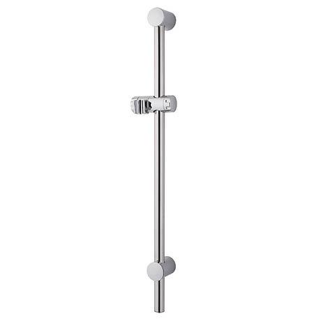 MX Combo Adjustable Shower Riser Rail - Chrome - RDB