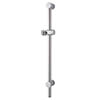 MX Combo Adjustable Shower Riser Rail - Chrome - RDB Small Image