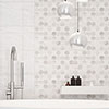 Reena Hex Decor Wall Tiles - 300 x 600mm Small Image