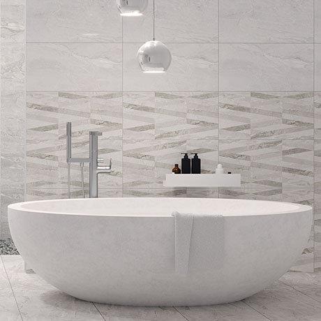 Reena Linear Decor Wall Tiles - 300 x 600mm