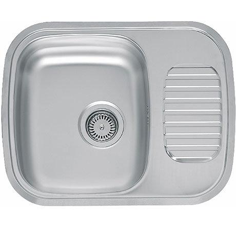 Reginox Regidrain 1.0 Bowl Stainless Steel Inset Kitchen Sink