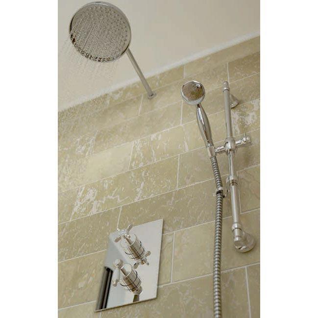Bristan Renaissance Recessed Dual Control Shower Pack  Feature Large Image