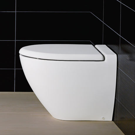 RAK Reserva Back to Wall Toilet + Soft Close Urea Seat