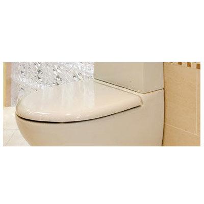 RAK Reserva Soft Close Wrap Over Urea Seat profile large image view 1