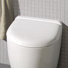 RAK Reserva Soft Close Wrap Over Urea Seat profile small image view 1