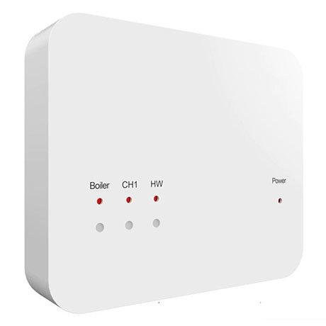 Heatmiser Two Channel Wireless Receiver - RF Switch