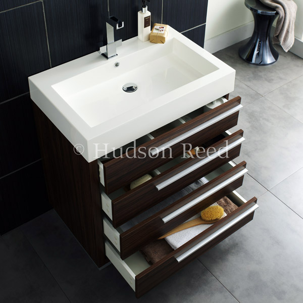 hudson reed sequence basin cabinet w750 x d480mm rf030 at victorian plumbing uk. Black Bedroom Furniture Sets. Home Design Ideas