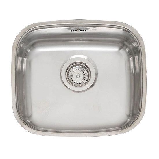 Reginox - Regi Fit 440mm x 380mm Integrated Sink - Stainless Steel - RF301S Large Image