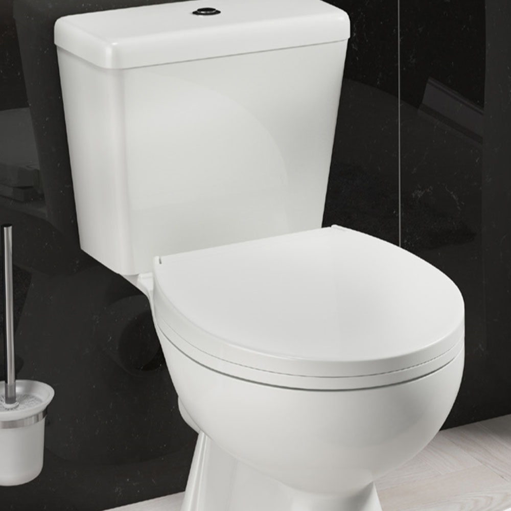 The Rapid Fix Soft Close Toilet Seat  | Victorian Plumbing