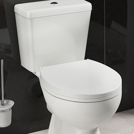 Standard Shaped Rapid Fix Soft Close Toilet Seat