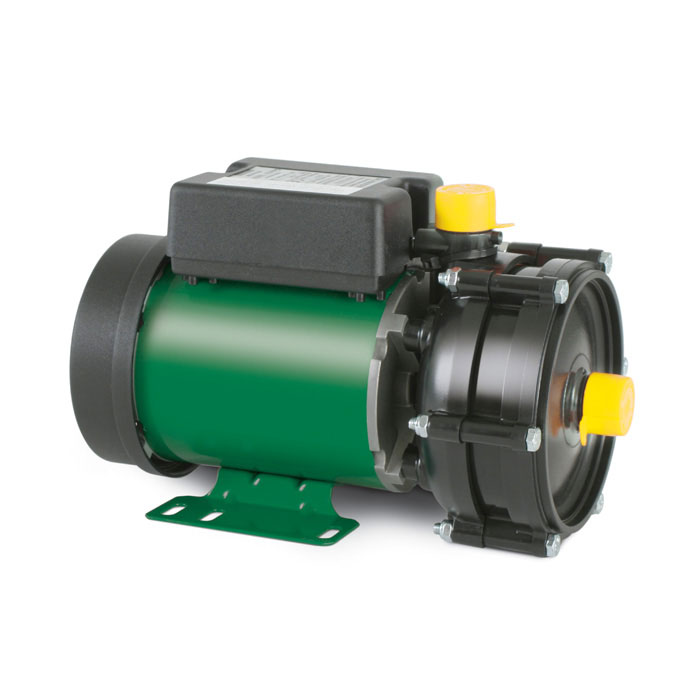 Salamander RGP80 2.4 Bar Single Impeller Centrifugal Positive Head Shower Pump profile large image view 1