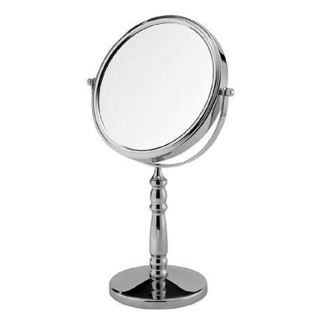 Rho Freestanding Cosmetic Mirror