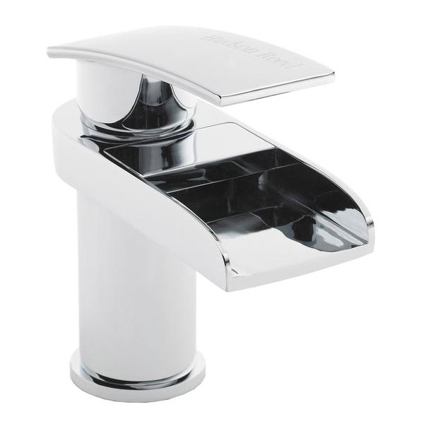 Hudson Reed Rhyme Open Spout Basin Mixer Tap without Waste - RHY305 Large Image