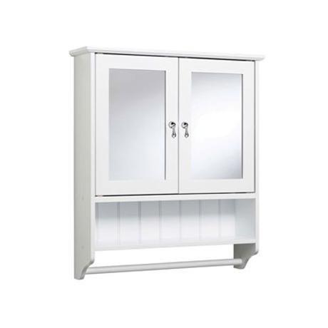 Double Door Mirrored Bathroom Cabinet Image Collections Doors
