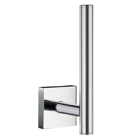 Smedbo House - Polished Chrome Spare Toilet Roll Holder - RK320