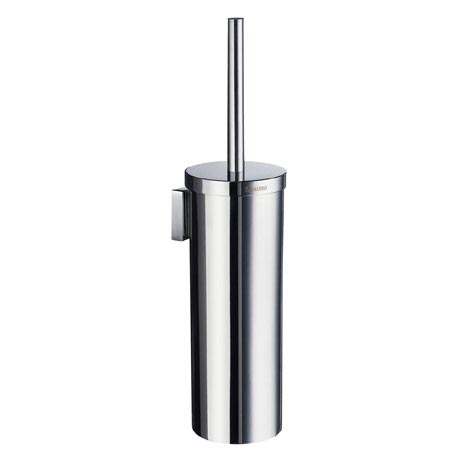 Smedbo House - Polished Chrome Wall Mounted Toilet Brush - RK332