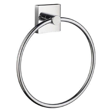Smedbo House - Polished Chrome Towel Ring - RK344