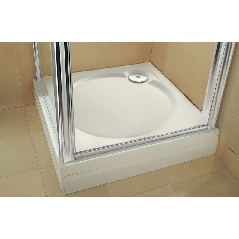 Coram - Rectangular Slimline Tray Riser Kit - RKSTR2 profile large image view 3