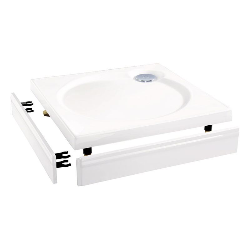 Coram - Rectangular Slimline Tray Riser Kit - RKSTR2 profile large image view 6