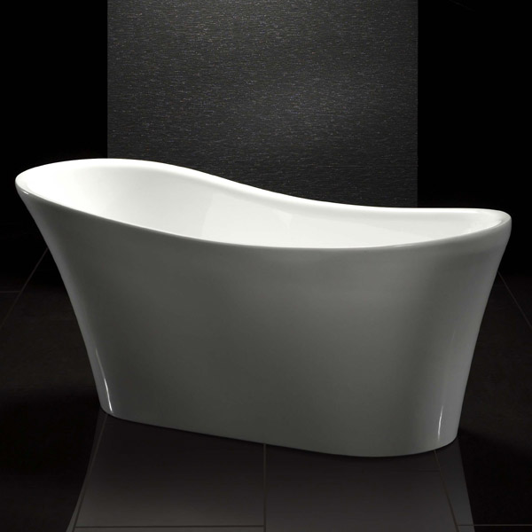 Royce Morgan Ebony Luxury Freestanding Bath Large Image
