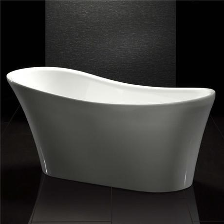 Royce Morgan Ebony Luxury Freestanding Bath
