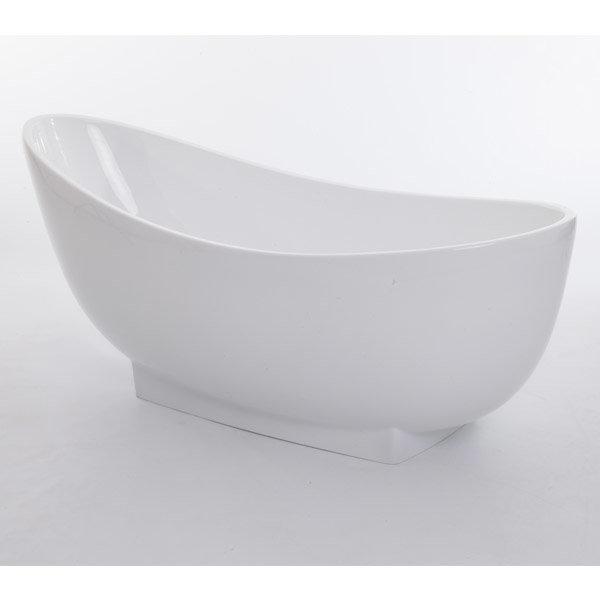 Royce Morgan Moonstone Luxury Freestanding Bath profile large image view 2