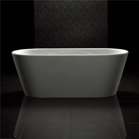 Royce Morgan Sapphire White Luxury Freestanding Bath