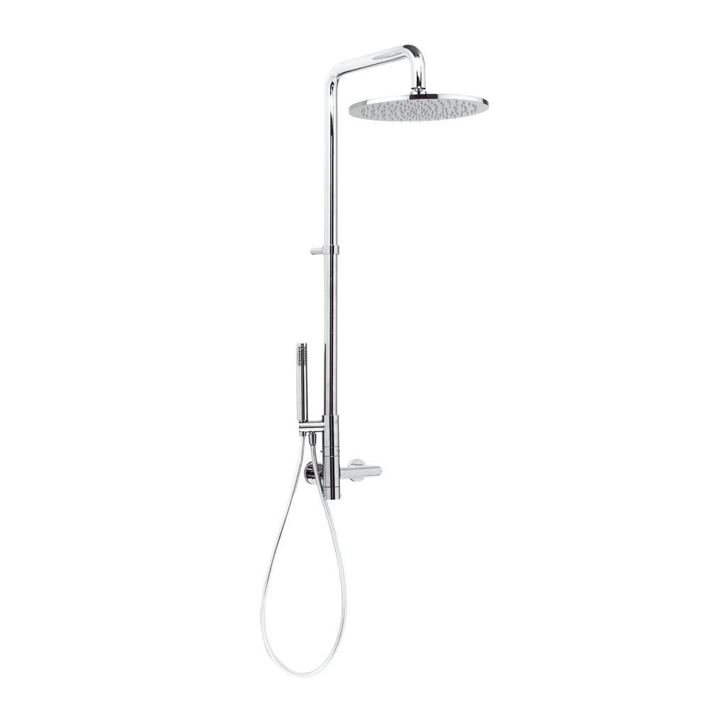 Crosswater - DE Multifunction Thermostatic Shower Valve with Kit - RM525WC
