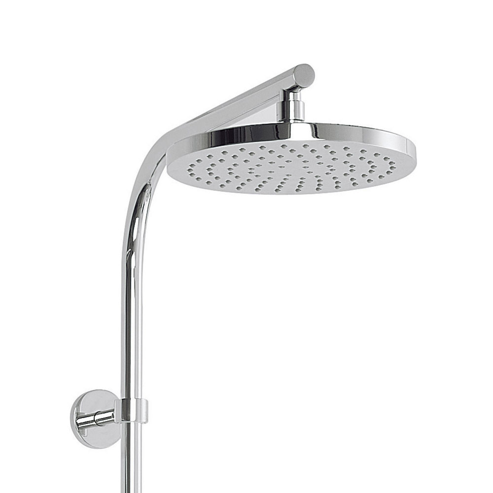 Crosswater - Curve Cool-Touch Multifunction Thermostatic Shower Valve and Kit - RM553WC profile large image view 2