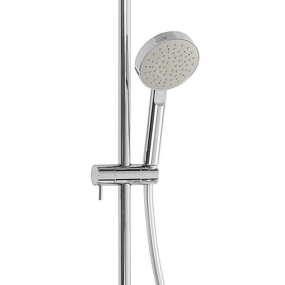 Crosswater - Curve Cool-Touch Multifunction Thermostatic Shower Valve and Kit - RM553WC profile large image view 3