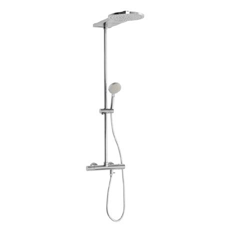 Crosswater - Elite Cool-Touch Multifunction Thermostatic Shower Valve and Kit - RM555WC