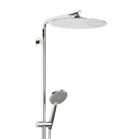 Crosswater - Ethos Multifunction Thermostatic Shower Valve and Kit - RM610WC profile large image view 2